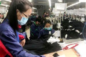 Dịch Covid-19, doanh nghiệp ngành dệt may khó duy trì được sản xuất