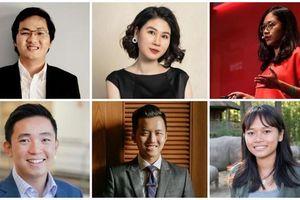 Forbes vinh danh nhiều doanh nhân trẻ Việt Nam