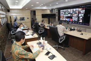 Indonesia tìm cách giảm tác động của Covid-19 tới các cơ quan ngoại giao