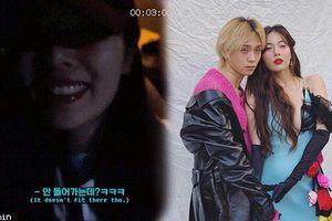 Ra đây mà xem cách HyunA tặng quà Valentine cho người yêu: Fan ghen tị 'nổ mắt', Dawn đúng là 'số hưởng' quá rồi!