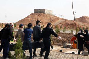 Iran chính thức vượt Trung Quốc về số người chết vì đại dịch Covid-19