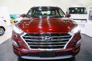 Bảng giá xe Hyundai tháng 4: SantaFe ưu đãi lên 65 triệu đồng