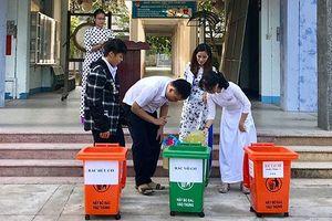 Mỗi nhà nên tự phân loại rác