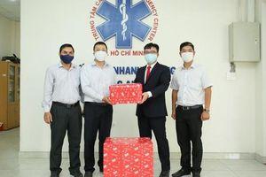 Dành tặng 10.000 khẩu trang chuyên dụng N95 cho ngành y tế TP HCM