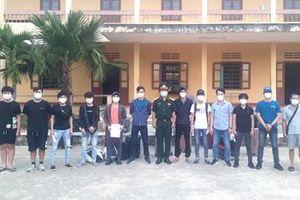 275 công dân hoàn thành thời gian cách ly tại Trường Quân sự Quân khu 5
