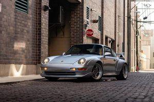 Chiêm ngưỡng Porsche 993 GT2 hàng hiếm hơn 23 tỷ đồng