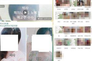 Tiết lộ bất ngờ về quản trị viên của 'phòng chat thứ N' gây phẫn nộ tại Hàn Quốc