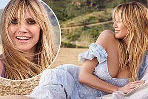 Heidi Klum U50 vẫn quá đẹp nhờ tình yêu với chồng trẻ kém 16 tuổi