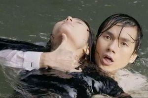Diễm My 9x bật mí bất ngờ về cảnh quay đuối nước trong 'Tình yêu và tham vọng'