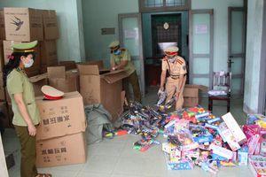 Quảng Bình: Bắt giữ hơn 10.000 sản phẩm đồ chơi trẻ em không rõ nguồn gốc