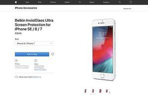 Apple đã ấn định tên gọi của mẫu iPhone 'giá rẻ' mới là iPhone SE?