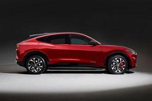 SUV động cơ điện công suất 332 mã lực, giá hơn 1 tỷ đồng
