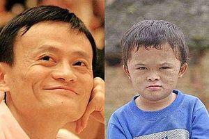 Vì ngoại hình giống Jack Ma, cậu bé nghèo trở nên nổi tiếng, nào ngờ lại nhận cái kết đắng khi trưởng thành