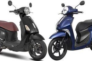 So sánh SYM Attila 125 với Yamaha Janus