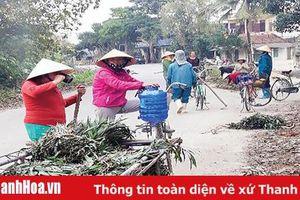 Nhiều giải pháp giảm thiểu rác thải nhựa ở huyện Hoằng Hóa