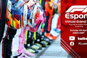 Chặng đua F1 Việt Nam diễn ra đúng ngày 5/4 nhưng chỉ là đua... ảo
