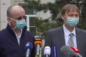Bệnh nhân mắc Covid-19 ở Séc dùng thuốc remdesivir đầu tiên đang hồi phục