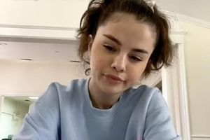 Selena Gomez được chuẩn đoán bị rối loạn lưỡng cực