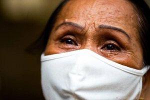 Đôi mắt ám ảnh của bà mẹ chiến sỹ công an Đà Nẵng hy sinh