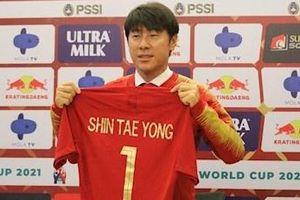 Trợ lý HLV Shin Tae-yong phải ở lại Indonesia