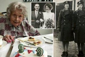 Cụ bà già nhất đánh bại Covid-19 ở Anh bằng sandwich kẹp mứt