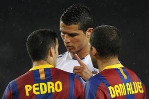 Pedro đáp trả Ronaldo với tư cách nhà vô địch World Cup