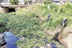 Sớm xử lý ô nhiễm hồ điều hòa Bàu Trảng
