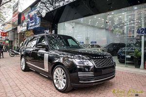 Chi tiết Range Rover Autobiography LWB gần 12 tỷ tại Hà Nội