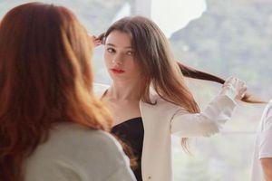 Người mẫu Nga xinh đẹp không tì vết làm loạn MXH là ai?