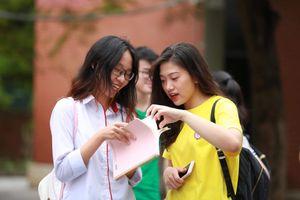 Phần kiến thức bài thi khoa học xã hội trong kỳ thi THPT quốc gia được phân bố như thế nào?