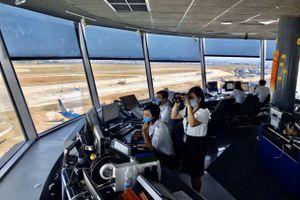 Phòng dịch Civd-19, cách ly hoàn toàn kiểm soát viên không lưu