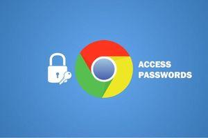 Làm thế nào để truy cập mật khẩu đã lưu trên Chrome cho Android?