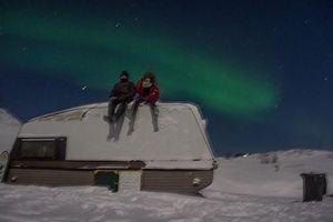 Chuyến đi săn Bắc cực quang vùng Murmansk Teriberka (Phần 1)