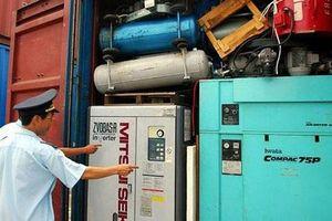 Kim ngạch nhập khẩu máy móc, thiết bị, dụng cụ và phụ tùng giảm 5,5%