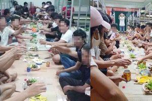 Xem xét xử phạt nhóm 30 người 'mở tiệc' chia tay trong khu cách ly