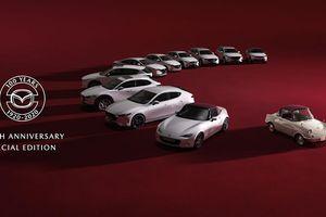 Mazda tung bộ sưu tập kỷ niệm 100 năm thành lập