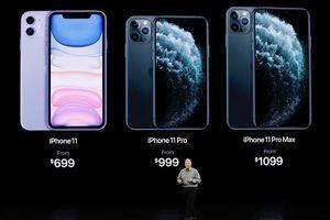 Chưa dừng ở mức 1000 USD, những chiếc smartphone cao cấp sẽ còn đắt chóng mặt và đây là lý do