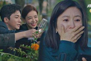 Sôi máu với loạt drama 'trời ơi đất hỡi' trong 'Thế giới hôn nhân': Sốc nhất là việc cả nam và nữ chính đều vụng trộm với người khác