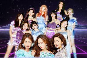 Biểu đồ bán đĩa của các nhóm nhạc nữ Kpop: Giật mình trước khả năng 'tẩu tán' album của girlgroup Gen 1 vượt cả SNSD, 'dí sát nút' ngôi vương của TWICE