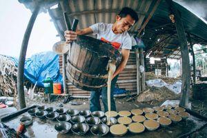 Nhọc nhằn nghề quay mật nấu đường miền trung du xứ Quảng