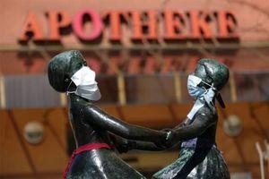 Jena- Thành phố đầu tiên tại Đức thực hiện quy định bắt buộc đeo khẩu trang