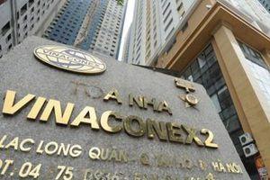 Vinaconex 2: Đổi tên, phát hành 15 triệu cổ phiếu với giá không thấp hơn 15.000 đồng/CP
