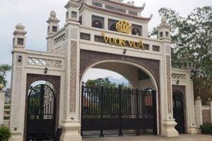 Công ty Thăng Long Phú Thọ vướng nhiều sai phạm tại Dự án Vườn Vua
