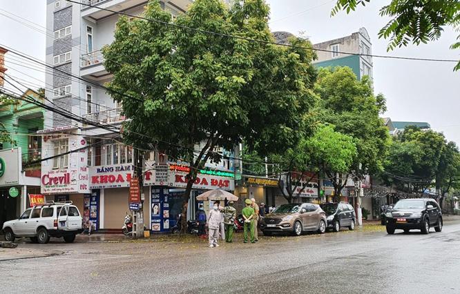Tất cả trường hợp F1 tại Ninh Bình liên quan đến bệnh nhân 237 đều âm tính