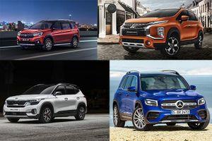 Những mẫu ôtô đáng chú ý sẽ ra mắt thị trường VN năm 2020