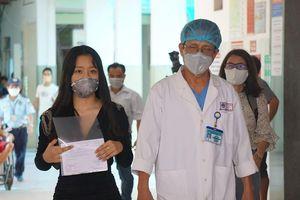 Bệnh nhân thứ 122 mắc Covid-19 được Đà Nẵng điều trị thành công