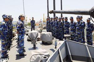 Ðột phá trong huấn luyện ở Lữ đoàn 171 Hải quân