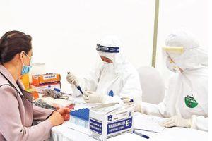 Chủ động phát hiện sớm nguồn lây nhiễm dịch Covid-19