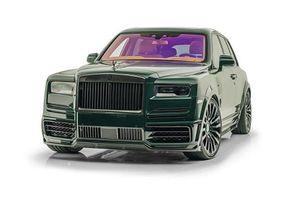 Ngắm SUV siêu sang Rolls-Royce Cullinan với gói độ 'tỷ phú'