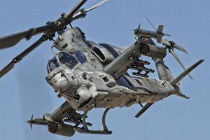Sức mạnh trực thăng Zulu Cobra 'siêu rắn độc' sánh ngang 'huyền thoại' Apache
